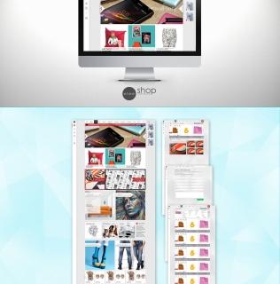 Nlee Shop Соцальный Интернет Магазин