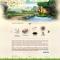 Дизайн сайта компании ланшафтного дизайна «Белсад»